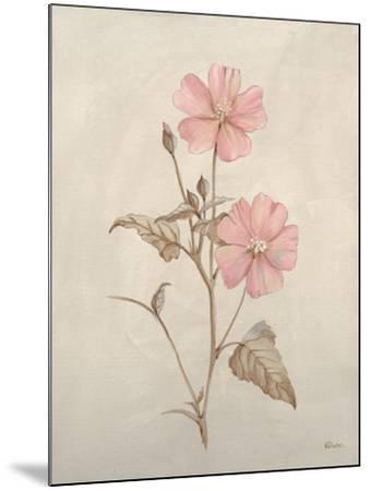 Botanicals XI-Rikki Drotar-Mounted Giclee Print