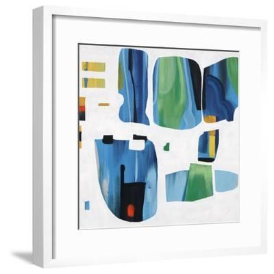 Candy Pools I-Sydney Edmunds-Framed Giclee Print
