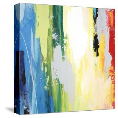To Dream In Color I-Sydney Edmunds-Stretched Canvas Print