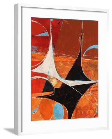 Catch Up-Tony Wire-Framed Giclee Print