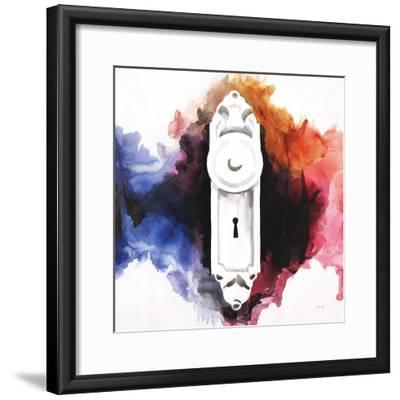 Unlocking My Dreams II-Sydney Edmunds-Framed Giclee Print