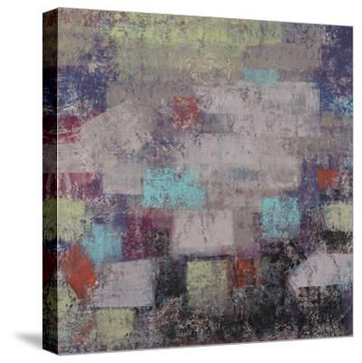 Urban Dusk Spring-Jolene Goodwin-Stretched Canvas Print