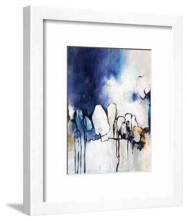 Conversationalist I-Rikki Drotar-Framed Giclee Print
