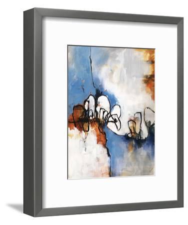 Conversationalist II-Rikki Drotar-Framed Giclee Print