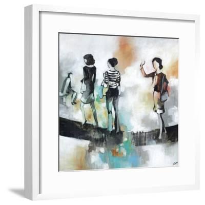 Monday II-Rikki Drotar-Framed Giclee Print