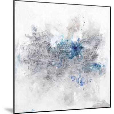 Spector In Blue-Joshua Schicker-Mounted Giclee Print