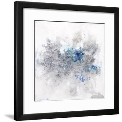 Spector In Blue-Joshua Schicker-Framed Giclee Print