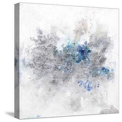 Spector In Blue-Joshua Schicker-Stretched Canvas Print