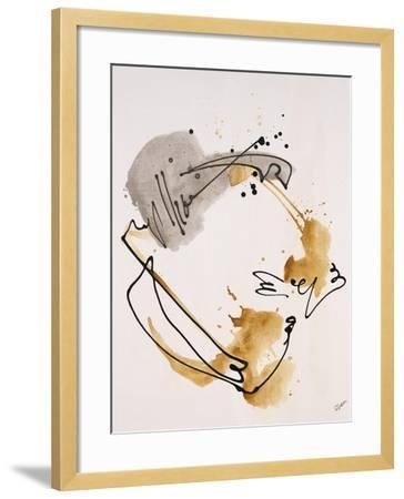 Unfinished Song II-Rikki Drotar-Framed Giclee Print