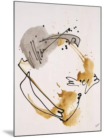 Unfinished Song II-Rikki Drotar-Mounted Giclee Print