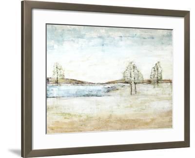 Vanishing Landscape-Kari Taylor-Framed Giclee Print