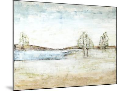 Vanishing Landscape-Kari Taylor-Mounted Giclee Print