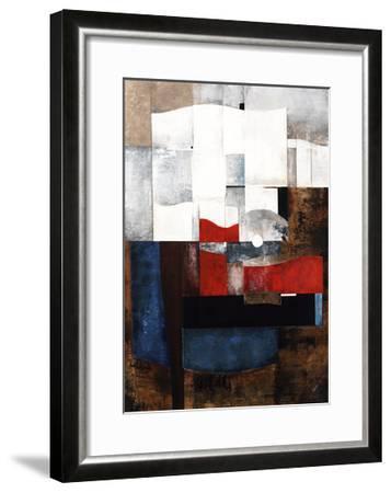 Urban Style I-Sydney Edmunds-Framed Giclee Print