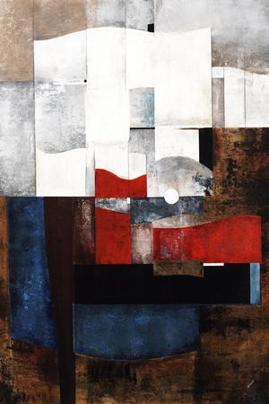 Urban Style I-Sydney Edmunds-Stretched Canvas Print