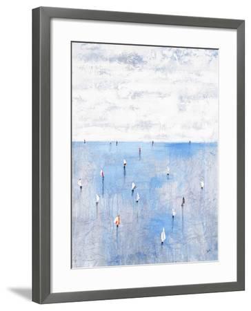Windward Way IV-Joshua Schicker-Framed Giclee Print