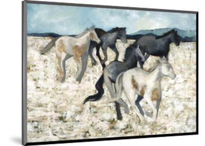 Salt River Wild-Kari Taylor-Mounted Giclee Print