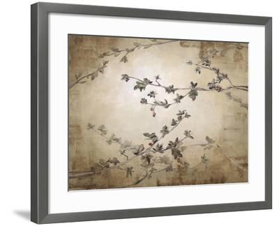 Ripe Cherry Tree-Kari Taylor-Framed Giclee Print
