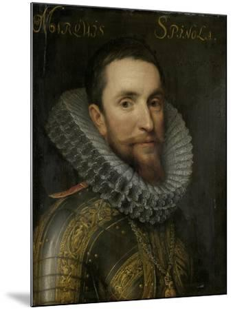 Portrait of Ambrogio Spinola--Mounted Art Print