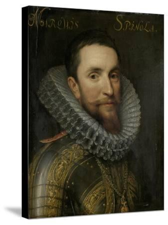 Portrait of Ambrogio Spinola--Stretched Canvas Print