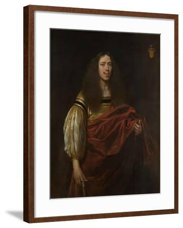 Portrait of Johan Servaes Van Limburg--Framed Art Print