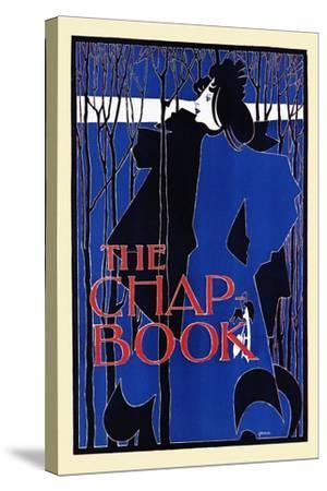 The Chap-Book-Will Bradley-Stretched Canvas Print