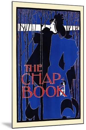The Chap-Book-Will Bradley-Mounted Art Print