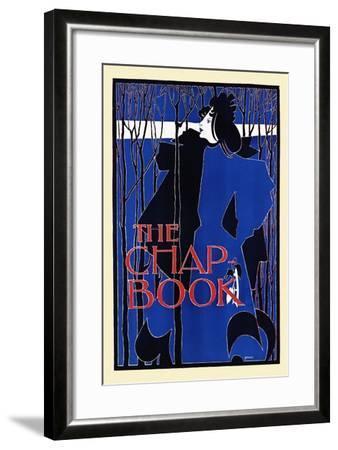 The Chap-Book-Will Bradley-Framed Art Print