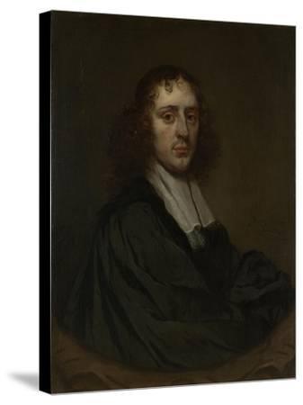 Portrait of a Man, Pieter Van Anraedt.-Pieter van Anraedt-Stretched Canvas Print
