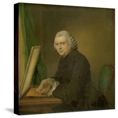 Portrait of Cornelis Ploos Van Amstel-Jacobus Buys-Stretched Canvas Print
