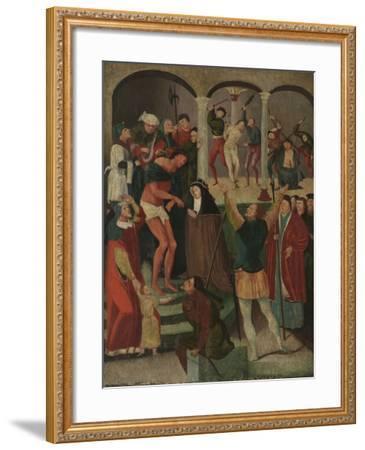 Ecco Homo--Framed Art Print