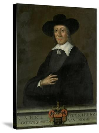Portrait of Karel Reyniersz, Governor-General of the Dutch East Indies--Stretched Canvas Print