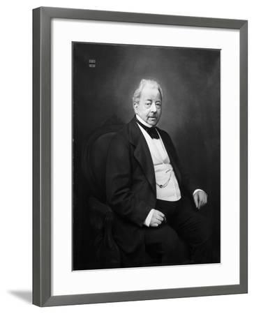Jonkheer Archibald Jan Van De Poll-Jan Hendrik Maschaupt-Framed Art Print