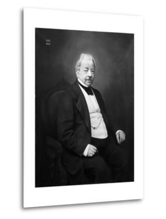 Jonkheer Archibald Jan Van De Poll-Jan Hendrik Maschaupt-Metal Print
