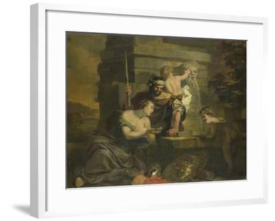 Granida and Daifilo-Gerard De Lairesse-Framed Art Print