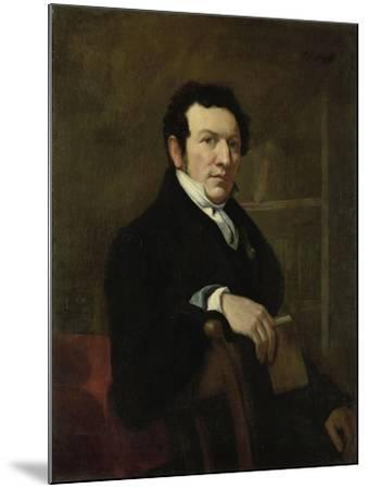 Portrait of Anthonie Van Der Hout-Christiaan Julius Lodewijk Portman-Mounted Art Print