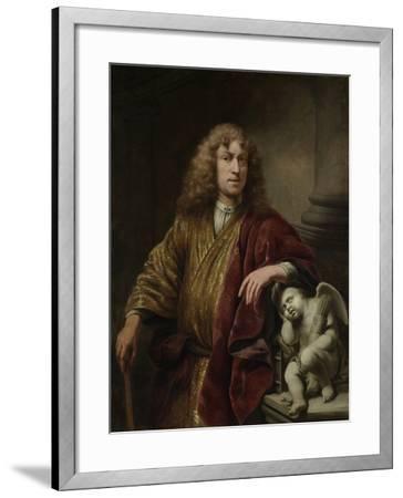 Self-Portrait-Ferdinand Bol-Framed Art Print