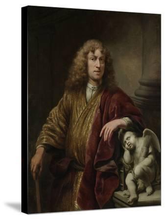 Self-Portrait-Ferdinand Bol-Stretched Canvas Print