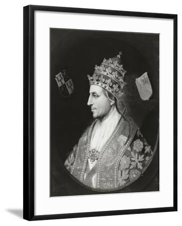 Pope Adrian VI--Framed Art Print