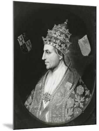 Pope Adrian VI--Mounted Art Print