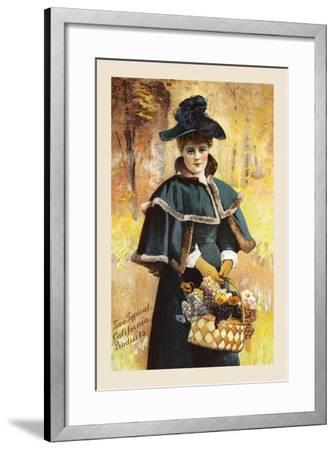 California Products--Framed Art Print