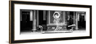 China 10MKm2 Collection - Yin Yang Temple-Philippe Hugonnard-Framed Photographic Print