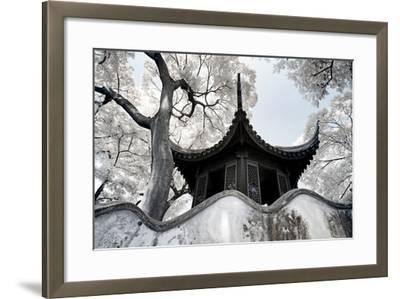 China 10MKm2 Collection - Another Look - Temple-Philippe Hugonnard-Framed Photographic Print