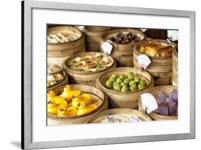 China 10MKm2 Collection - Chinese Food-Philippe Hugonnard-Framed Photographic Print