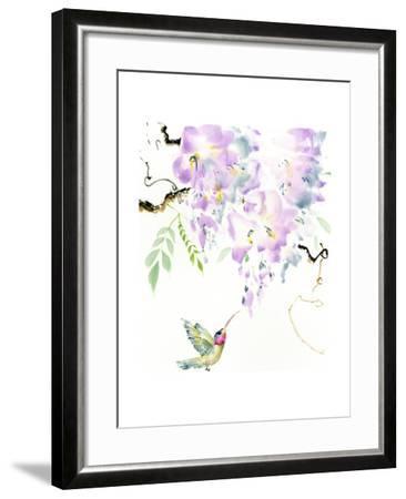 Sweetest of All-Nan Rae-Framed Art Print