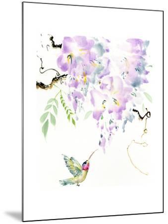 Sweetest of All-Nan Rae-Mounted Art Print