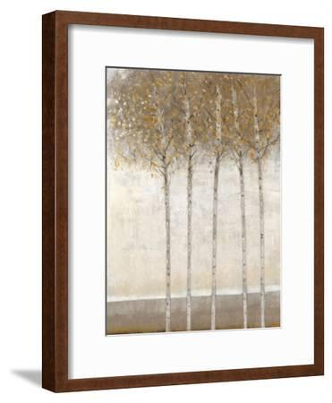 Early Fall I-Tim O'toole-Framed Art Print