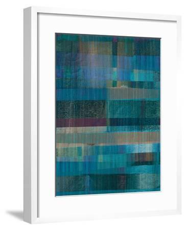 Underwater II-Ricki Mountain-Framed Art Print
