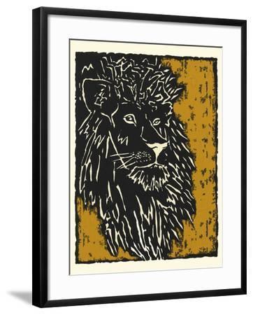 Serengeti IV-Chariklia Zarris-Framed Art Print