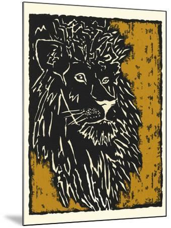 Serengeti IV-Chariklia Zarris-Mounted Art Print