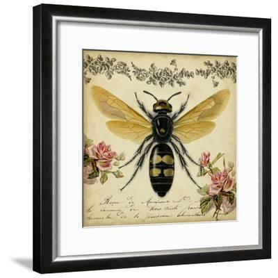 From the Rose Garden I-Vision Studio-Framed Art Print